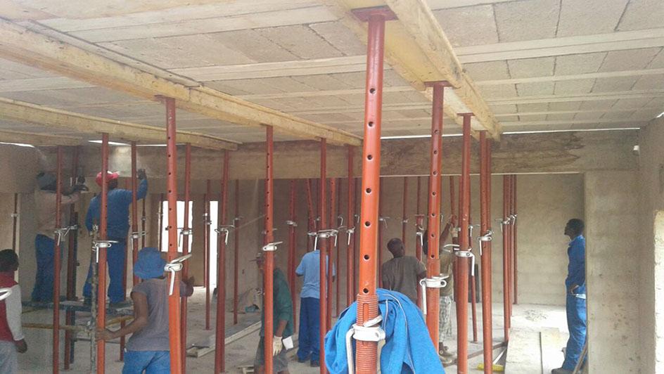 Amalgamated Concrete Precast Cement Suspensive Slab Construction